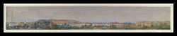 Panoramic view of Bombay taken from Chinchpoogly hill, Parel, looking towards Cumballa hill and Warli